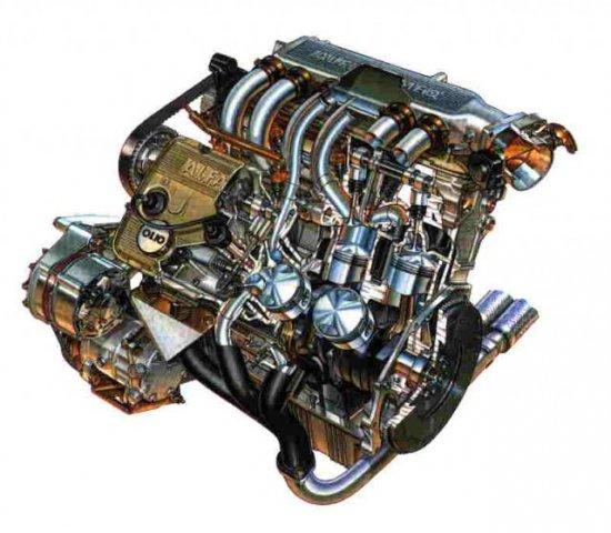 T.O.L. project Alfa Romeo 155-1