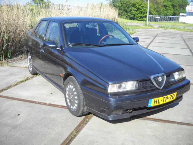T.O.L. project Alfa Romeo 155-27