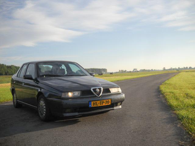 T.O.L. project Alfa Romeo 155-29